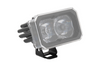 """Diode Dynamics Stage Series 2"""" LED Pod Cover (Clear)"""