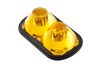 Diode Dynamics Yellow Lens (Single) for SSC2 Pods (Spot)