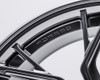 VR Forged D03-R Wheel Hyper Black 20x11 +43mm 5x112