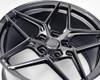 VR Forged D04 Wheel Gunmetal 21x9.5 +50mm 5x130