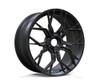 VR Forged D05 Wheel Matte Black 20x9 +45mm Centerlock