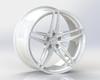 VR Forged D10 Wheel Gloss White 20x10 +30mm 5x114.3