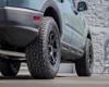 VR Forged D14 Wheel Package Ford Bronco Sport 17x8.0 Matte Black