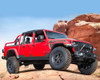 VR Forged D14 Wheel Package Jeep Wrangler JK JL   Gladiator 17x8.5 Gunmetal
