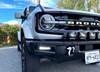 """2021+ Ford Bronco 6"""" Light Bar Fog Kit (w/Diode Dynamics Lights & KR Off-Road Brackets)"""