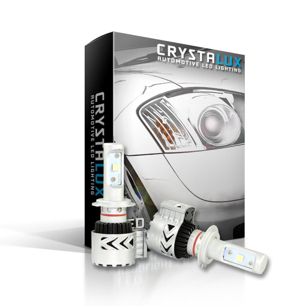 CrystaLux XHP Series LED Headlight/Fog Light Conversion Kit on