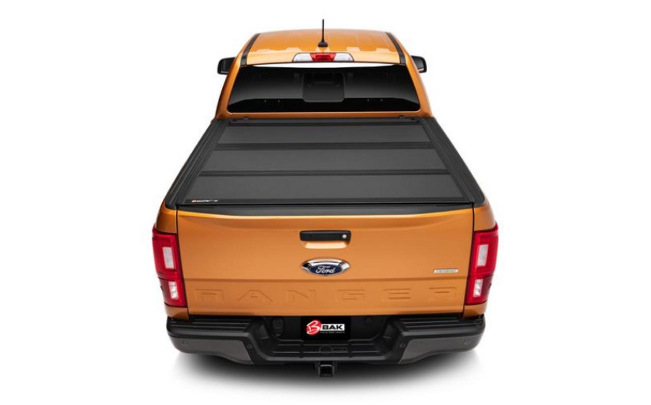 Bakflip Mx4 Truck Bed Cover For 2019 Ford Ranger 5 Bed