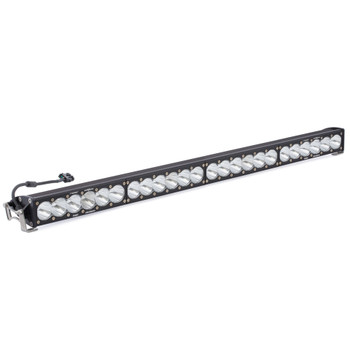 "Baja Designs OnX6, 40"" Racer Edition High Speed Spot LED Light Bar"