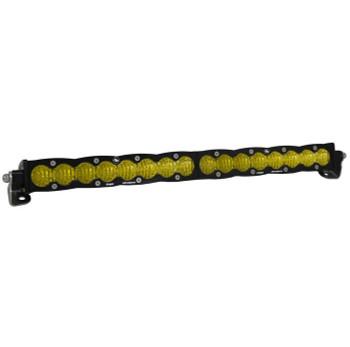"Baja Designs S8, 20"" Wide Driving LED Light Bar, Amber"