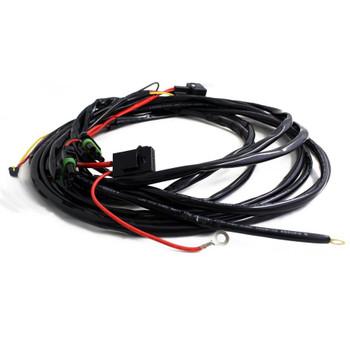 Baja Designs, Pro & Sort 3-Pin, Hi-Beam Harness-2 Lights Max 150 Watts