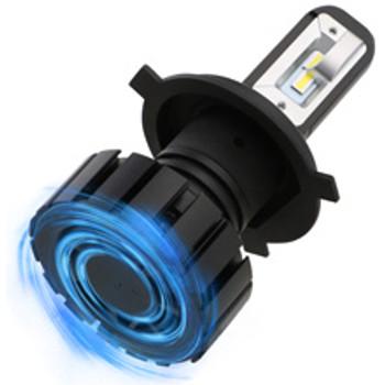 CrystaLux LED Fog Light Bulbs (PSX24W) for Jeep Wrangler (2010+)