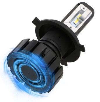 CrystaLux LED Headlight Bulbs (H13) for Ford F-250 (2011-2016)