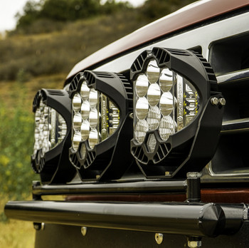Baja Designs LP9 Sport, LED Driving/Combo, Amber
