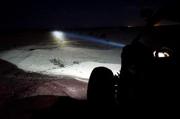 """Baja Designs OnX6, 40"""" Hybrid LED and Laser Light Bar"""