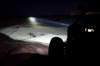 """Baja Designs OnX6, 50"""" Hybrid LED and Laser Light Bar"""