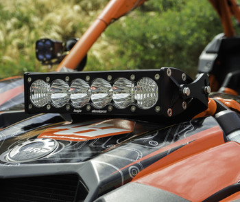 Baja Designs Can-Am, Maverick X3, OnX6 Shock Mount Kit, OnX6 10""
