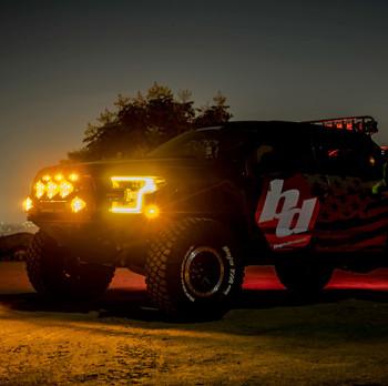 Baja Designs LP6 Pro, Driving/Combo