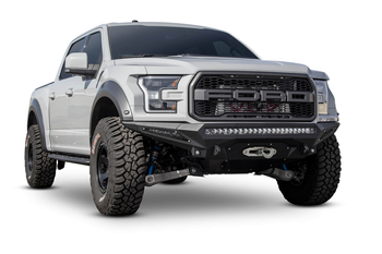 Addictive Desert Designs 2017-2020 Ford Raptor Stealth Fighter Winch Front Bumper