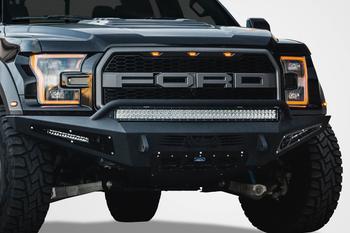Addictive Desert Designs 2017-2020 Ford Raptor HoneyBadger Front Bumper