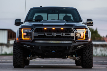 Addictive Desert Designs 2017-2019 Ford Raptor HoneyBadger Front Bumper