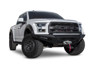 Addictive Desert Designs 2017-2019 Ford Raptor HoneyBadger Winch Front Bumper