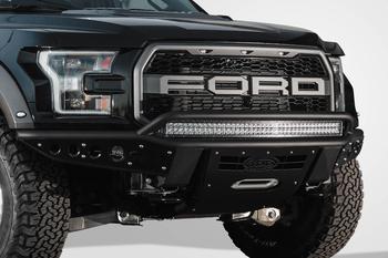 Addictive Desert Designs 2017-2020 Ford Raptor Stealth R Winch Front Bumper