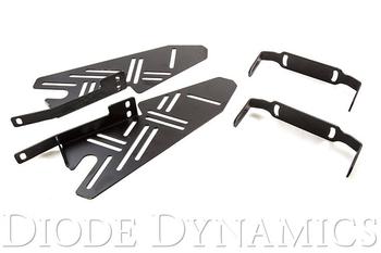 Diode Dynamics 2017+ Ford Raptor LED Fog Brackets