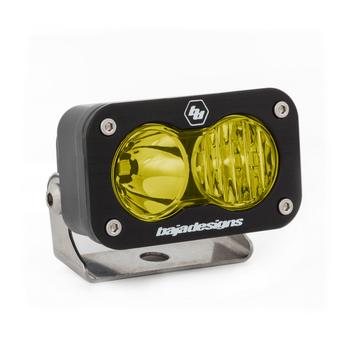 Baja Designs S2 Sport, LED Driving/Combo, Amber