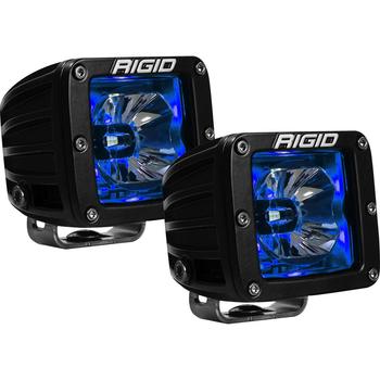 Rigid Industries Radiance Pod, Pair (Blue Backlight)