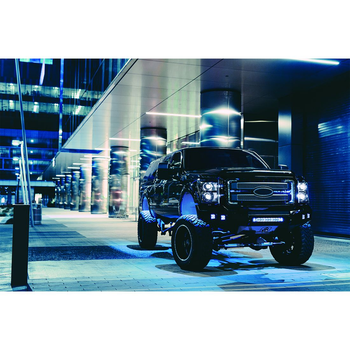 Rigid Industries Radiance Pod, Pair (Blue Backlight)
