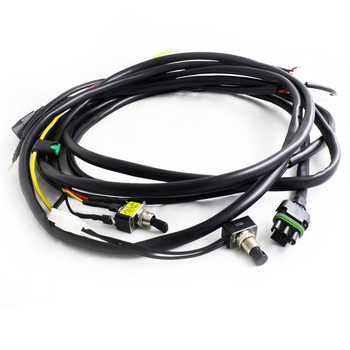 Baja Designs XL/OnX6 Hi-Power Wire Harness w/Mode-2 lights max 325 watts