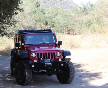Baja Designs Jeep JK A-Pillar Mount Kit
