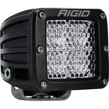 Rigid Industries D-Series Pro, Flood Diffused (Surface Mount)