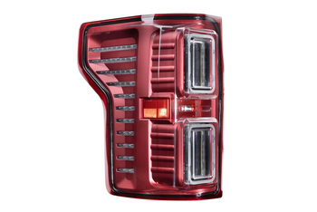 Morimoto XB LED Tail Lights for 2015+ Ford F-150 (Red)