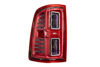Morimoto XB LED Tail Lights for 2009-2018 Dodge Ram (Red)