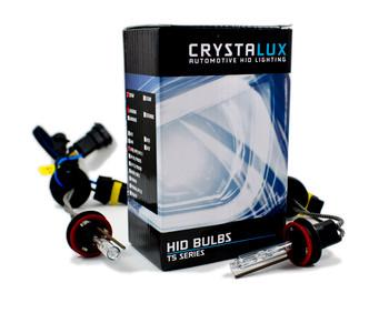CrystaLux T5 Series HID Bulbs, H8/H9/H11 (Pair)