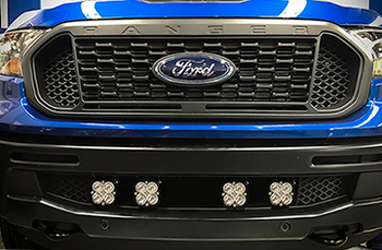 Baja Designs 2019+ Ford Ranger Grille Kit (Pro)