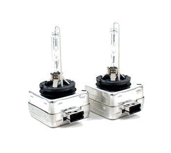 CrystaLux 5.0 Series HID Bulbs, D3 (Pair)
