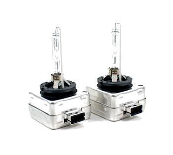CrystaLux 5.0 Series HID Bulbs, D3 (Pair)