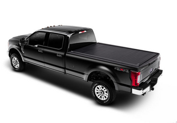 "RetraxPRO MX Retractable Truck Bed Cover for 2015-2018 Ford F150 Standard Rails w/ Stake Pockets (5'7"" Bed)"