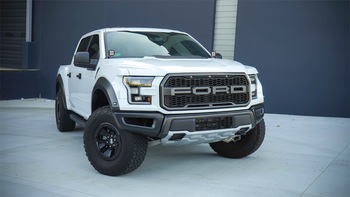 Baja Designs 2015+ Ford F150 A-Pillar Squadron Kit (Pro)