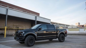 "CORSA 2017-2019 Ford Raptor Ecoboost 3.0"" Muffler Upgrade Kit (14398) Sport Sound Level"