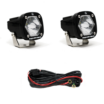 Baja Designs S1 LED Pair, Spot