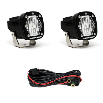 Baja Designs S1 LED Pair, Wide Cornering