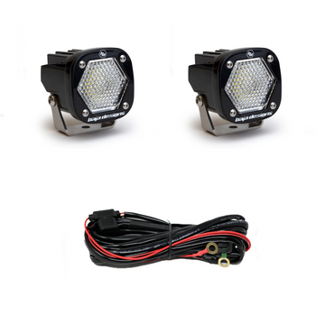 Baja Designs S1 LED Pair, Work/Scene