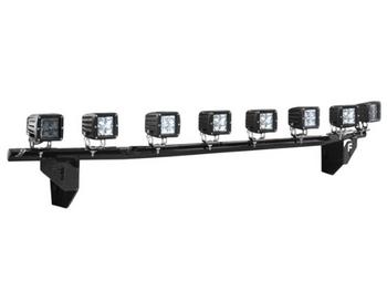 N-FAB Light Bar w/ Multi Mount LED