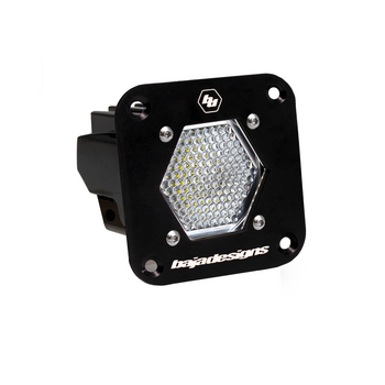 Baja Designs S1 LED Flush Mount, Work/Scene