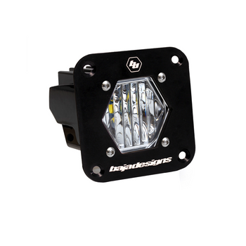 Baja Designs S1 LED Flush Mount, Wide Cornering