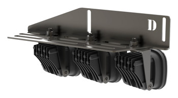 CrystaLux Extension Brackets for Baja Designs S2/Squadron Series Lights (Pair)