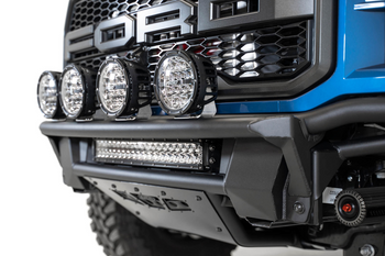 Addictive Desert Designs 2017-2020 Ford Raptor Pro Bolt-On Add-On Light Hoop
